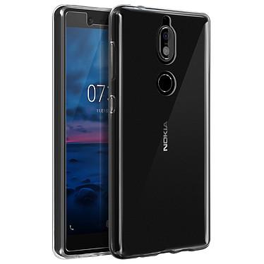 Avizar Coque Transparent pour Nokia 7 pas cher