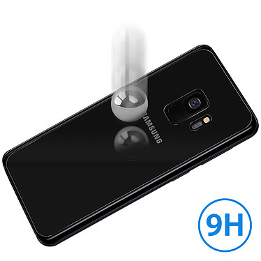 Avis Avizar Film protecteur Transparent Haute Résistance pour Samsung Galaxy S9