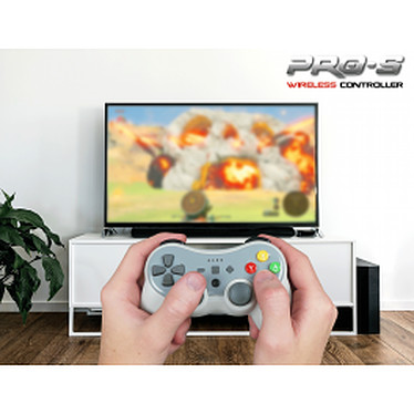 Acheter Subsonic Pro S wireless controller 90s pour nintendo Switch