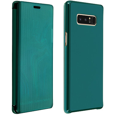Avizar Etui folio Vert pour Samsung Galaxy Note 8 Etui folio Vert Samsung Galaxy Note 8