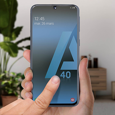 Acheter Avizar Film verre trempé Transparent pour Samsung Galaxy A40