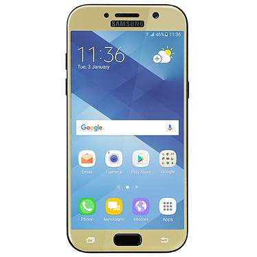 Acheter Avizar Film verre trempé Dorée pour Samsung Galaxy A5 2017