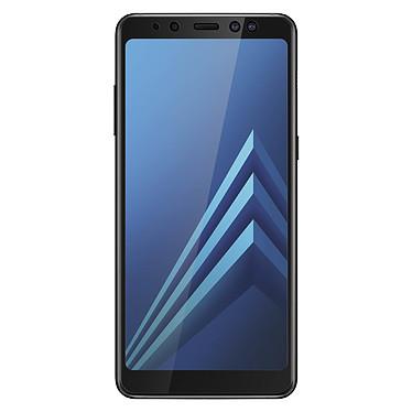 Avis Avizar Film verre trempé Noir pour Samsung Galaxy A8