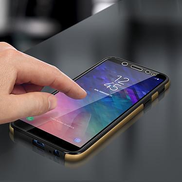 Acheter Avizar Coque Dorée pour Samsung Galaxy A6