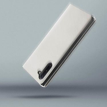 Avis Avizar Etui folio Blanc pour Samsung Galaxy Note 10
