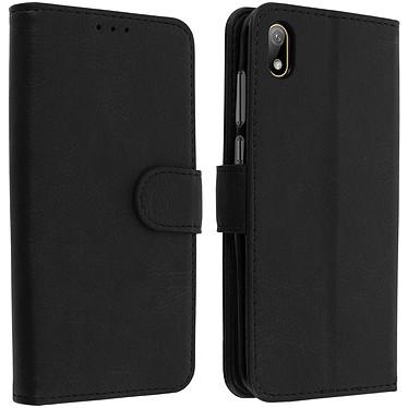 Avizar Etui folio Noir pour Huawei Y5 2019 , Honor 8S Etui folio Noir Huawei Y5 2019 , Honor 8S