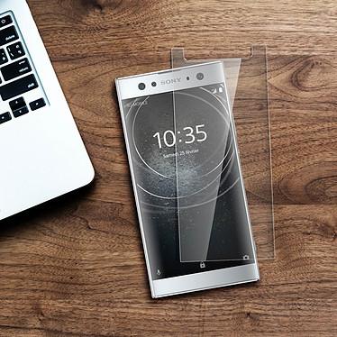 Avis Avizar Film verre trempé Transparent pour Sony Xperia XA2 Ultra