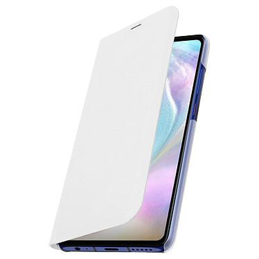 Avizar Etui folio Blanc pour Huawei P30 pas cher
