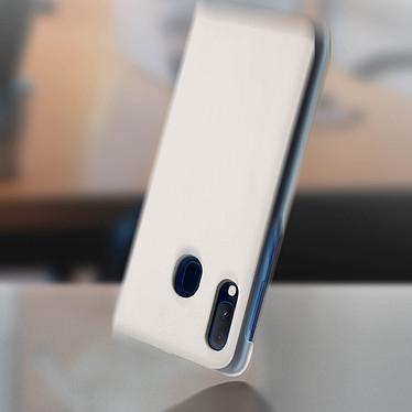 Avis Avizar Etui folio Blanc pour Samsung Galaxy A20e
