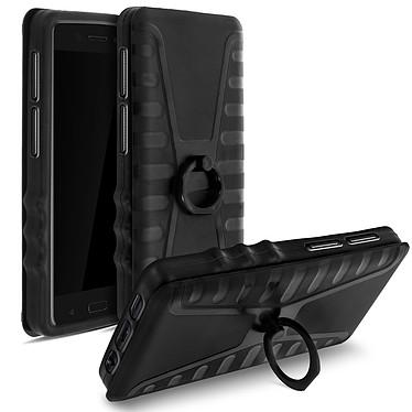 Avizar Coque Noir pour Smartphones de 5.6'' à 6'' pas cher