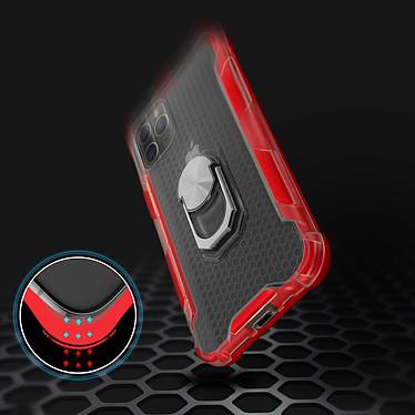 Avis Avizar Coque Rouge Contours Bumper pour Apple iPhone 11 Pro Max