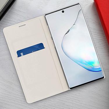 Acheter Avizar Etui folio Blanc pour Samsung Galaxy Note 10