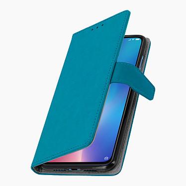 Avizar Etui folio Bleu Nuit pour Xiaomi Mi 9 pas cher