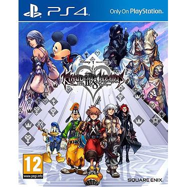 Kingdom Hearts HD 2.8 Final Chapter Prologue (PS4) Jeu PS4 Action-Aventure 12 ans et plus