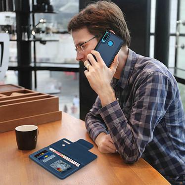 Avis Avizar Etui folio Bleu Nuit pour Huawei P30 Lite , Honor 20S , Huawei P30 Lite XL
