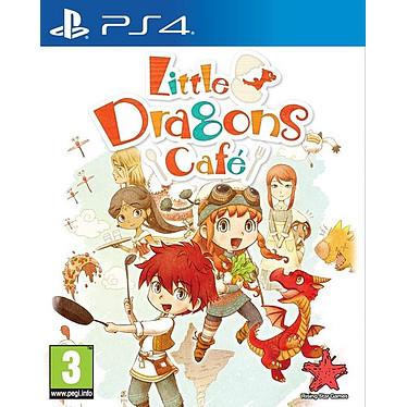 Little Dragons Cafe (PS4) Jeu PS4 Action-Aventure 3 ans et plus