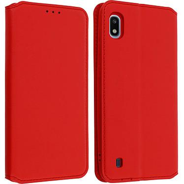 Avizar Etui folio Rouge pour Samsung Galaxy A10 Etui folio Rouge Samsung Galaxy A10