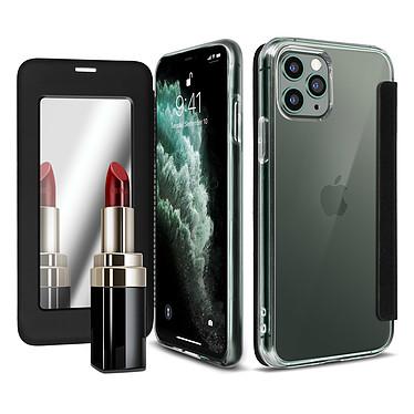 Avizar Etui folio Noir pour Apple iPhone 11 Pro pas cher
