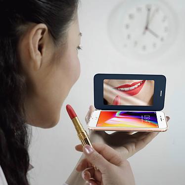 Acheter Avizar Etui folio Bleu Nuit pour Apple iPhone 7 , Apple iPhone 8 , Apple iPhone SE 2020