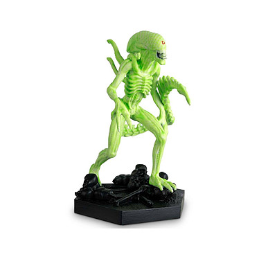 The Alien & Predator - Figurine Collection 1/16 Vision Xenomorph GITD 14 cm Figurine Collection 1/16 The Alien & Predator, modèle Vision Xenomorph GITD 14 cm.