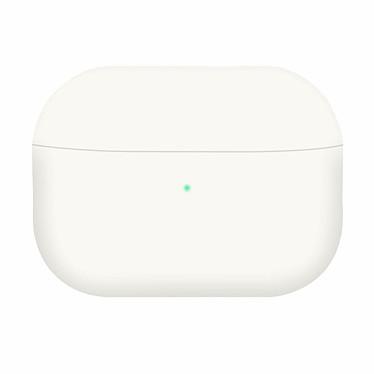 Avizar Coque Blanc pour Apple AirPods Pro Coque Blanc Apple AirPods Pro