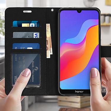 Acheter Avizar Etui folio Noir pour Huawei Y6 2019,Honor 8A