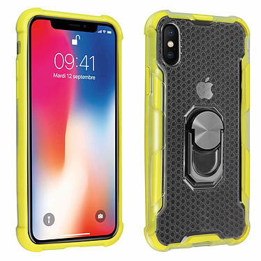 Avizar Coque Jaune pour Apple iPhone X , Apple iPhone XS pas cher