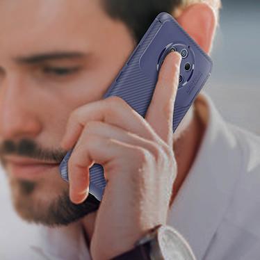 Acheter Avizar Coque Bleu Nuit pour Nokia 9 PureView