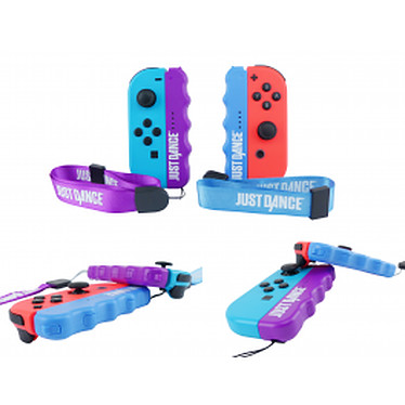 Acheter Just Dance Grip & Strap pack officiel