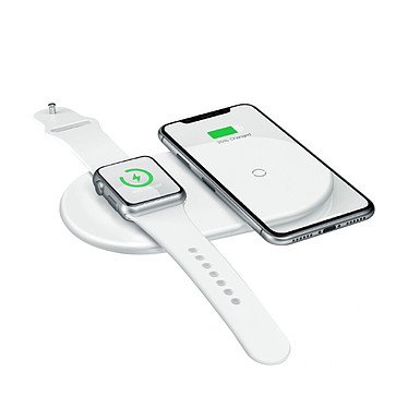 BASEUS Double chargeur induction Iphone X - iWatch Double chargeur induction Iphone X - iWatch  Baseus