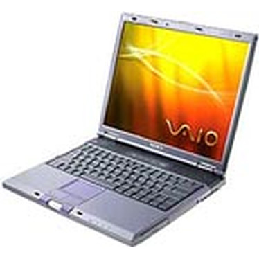 "Sony VAIO GR214EP - P3-866 MHz 128 Mo 15 Go WXPP 14"" TFT DVD 56K"