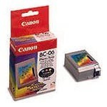 Canon BC-06 Photo - Bloc tête d'impression + 3 encres Photo