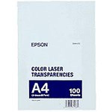 Epson C13S041175 - Transparent laser couleur A4 (100 feuilles)