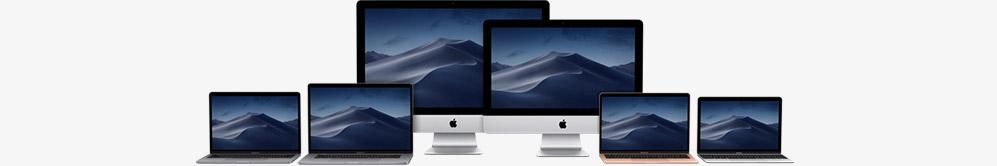 Gamme Mac