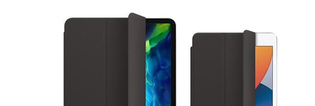 Flip cover iPad, Pencil