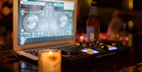 Contrôleurs DJ loisir
