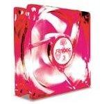 Ventilateur PC Tuning Couleur Rouge