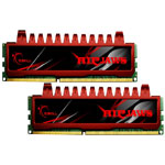 Mémoire PC G.Skill radiateur Noir/Rouge
