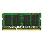 Mémoire PC portable Kingston Norme JEDEC PC3-12800