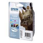 Cartouche imprimante Epson 3 cartouches