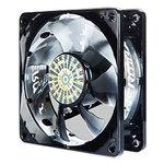 Ventilateur boîtier Enermax Emplacement de montage boîtier 80 ou 120 mm