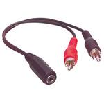 Adaptateur Connecteur autre coté Audio stéréo