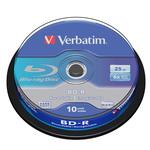 Blu-ray Type de média BD-R