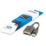 DVI Type de câble Adaptateur DisplayPort - DVI