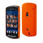 Etui téléphone Couleur Orange