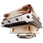 Ventilateur processeur Noctua Matériaux Aluminium