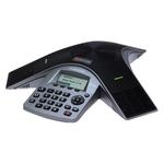Téléphone filaire Polycom Type téléphone Conférence