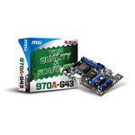 Carte mère MSI Connecteurs additionnels ATX 24 Broches