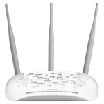 Point d'accès WiFi TP-LINK Cryptage WEP