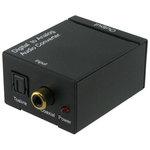 Convertisseur DAC audio Entrée audio Audio numérique S/PDIF Coaxiale